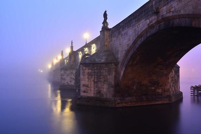 The Charles Bridge: 2 of 3
