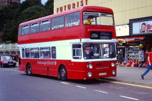 SCARBOROUGH & DISTRICT 891 GOG591N