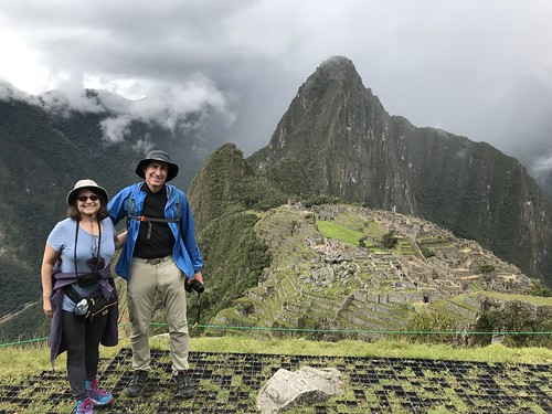 History Comes Alive at Machu Picchu