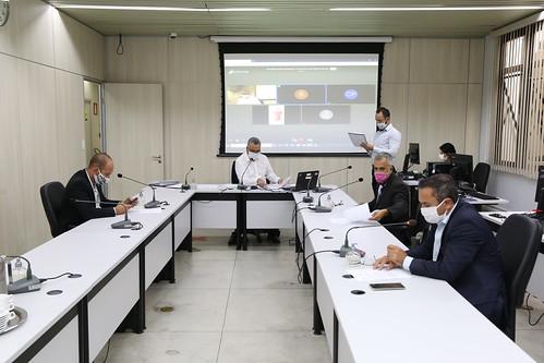 6ª Reunião Ordinária - Comissão de Saúde e Saneamento