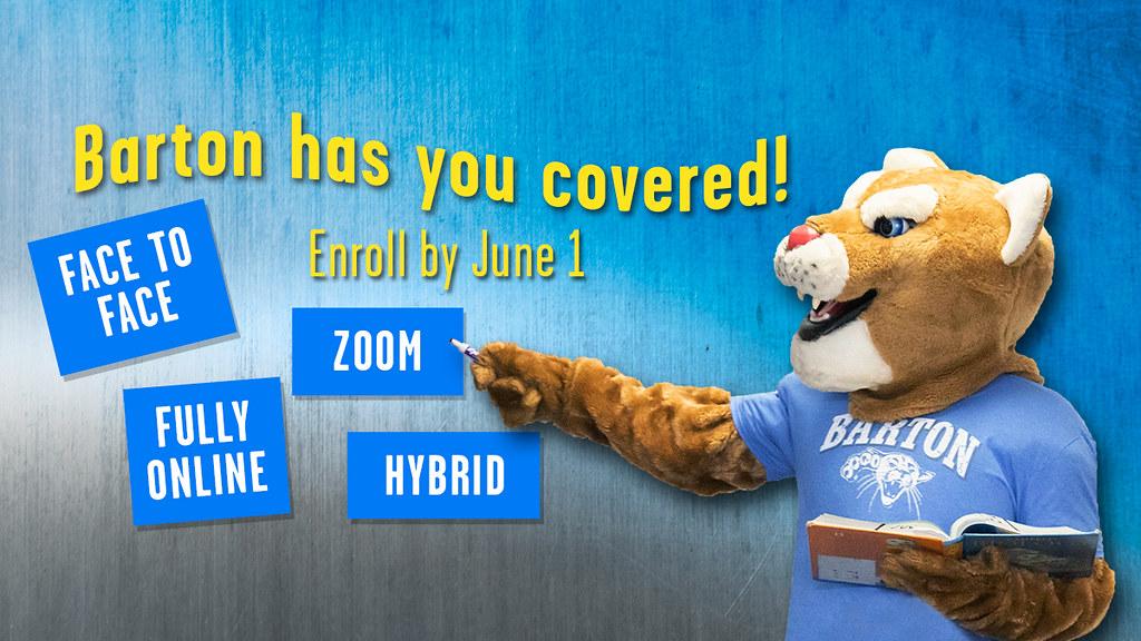 Enroll by June 1