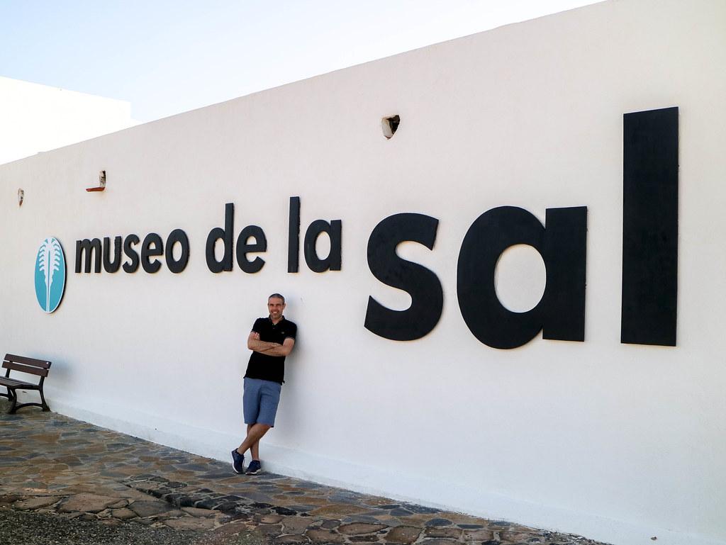 Exterior del Museo de la Sal