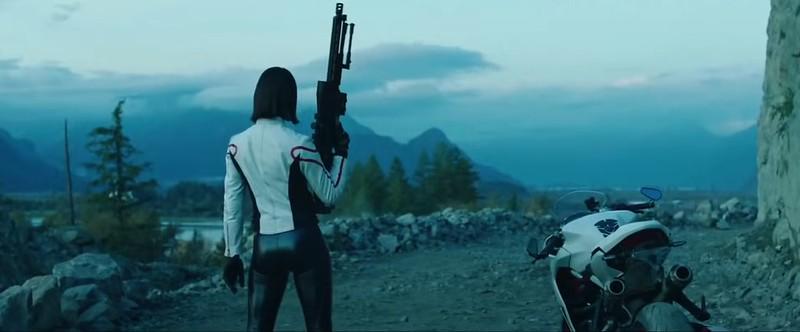 狙击刺客的尽头-秋元纱耶香的屁股