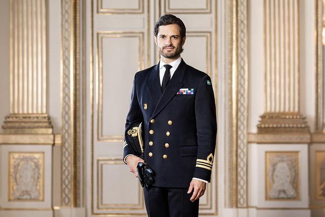 41e verjaardag Prins Carl Philip van Zweden