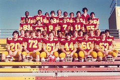 1983-84 Red Devils Scrapbook