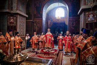 13.05.2020 | Литургия в Софийском соборе