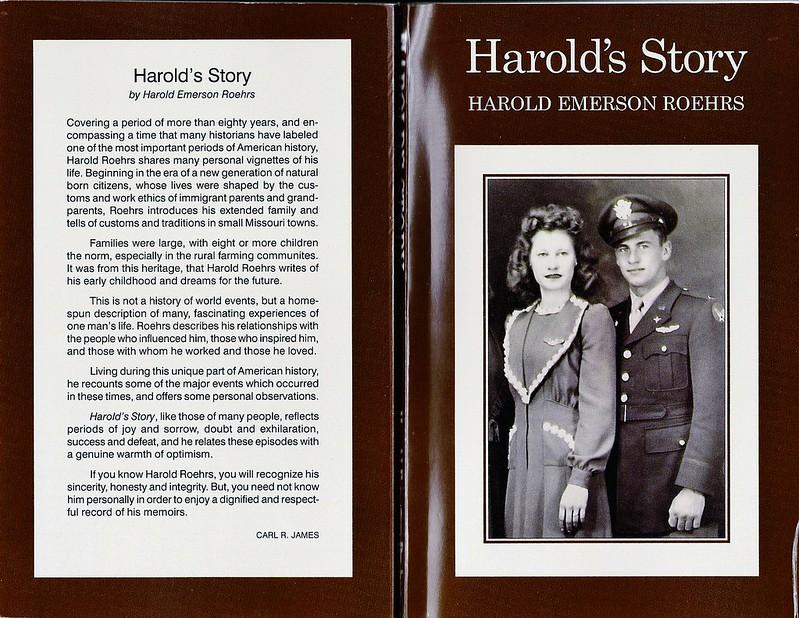 """""""Harold's story"""""""