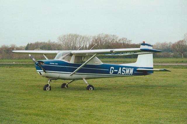Cessna 150D  G-ASMW