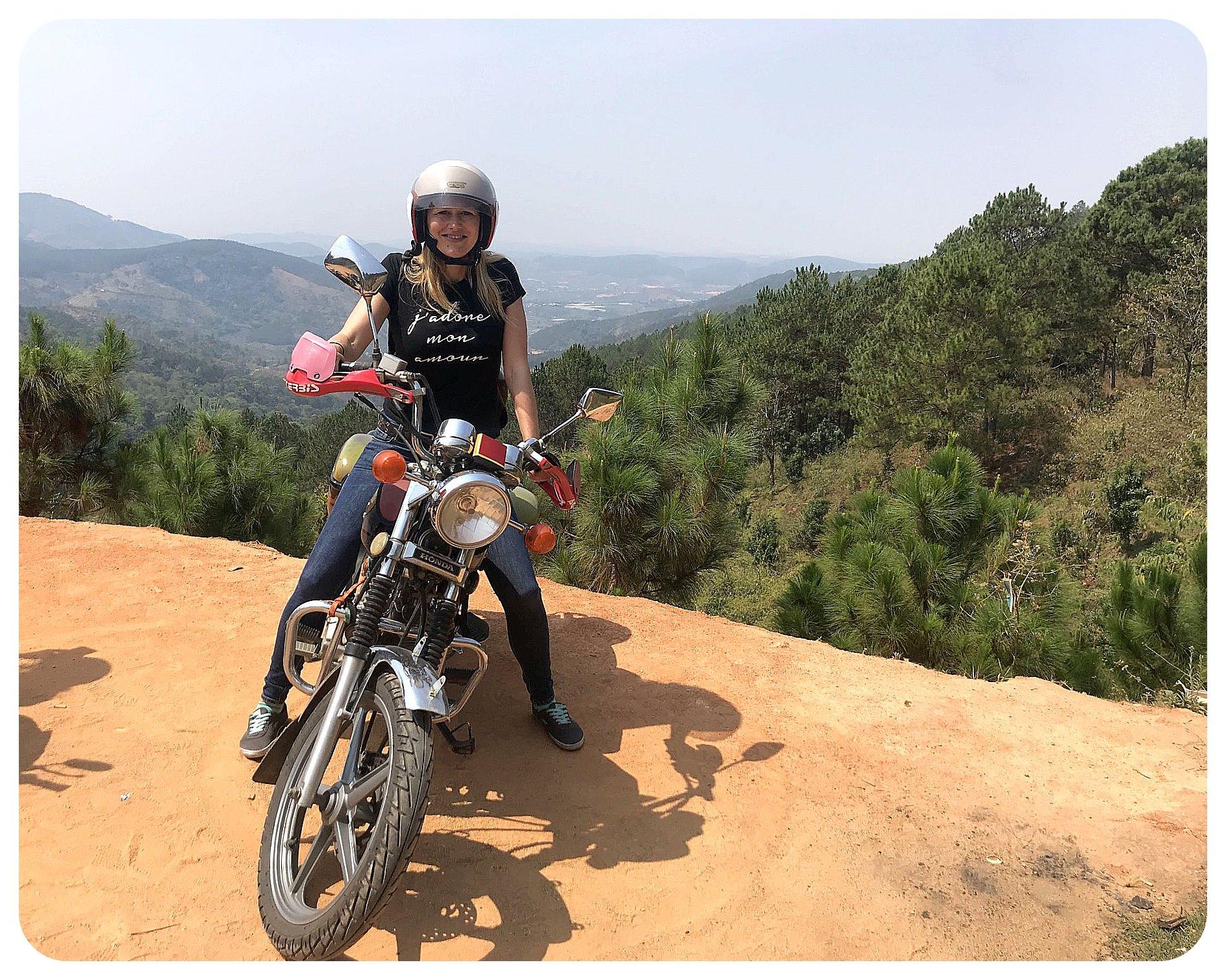dalat easy rider tour