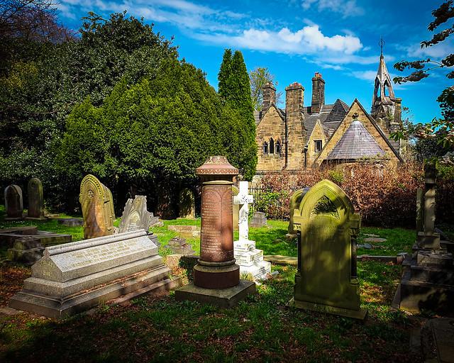 Flaybrick Cemetery Lodge