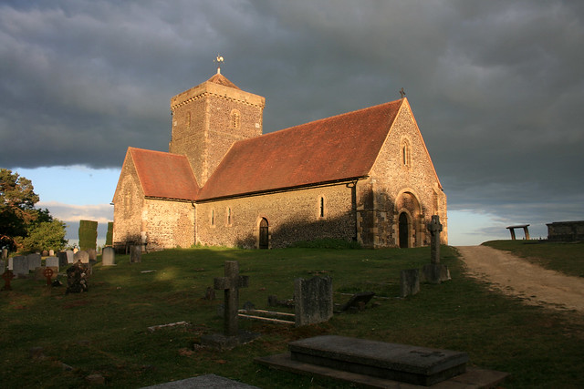 St Martha's on the hill church