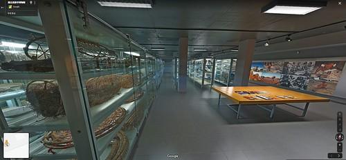 国立民族博物館内部