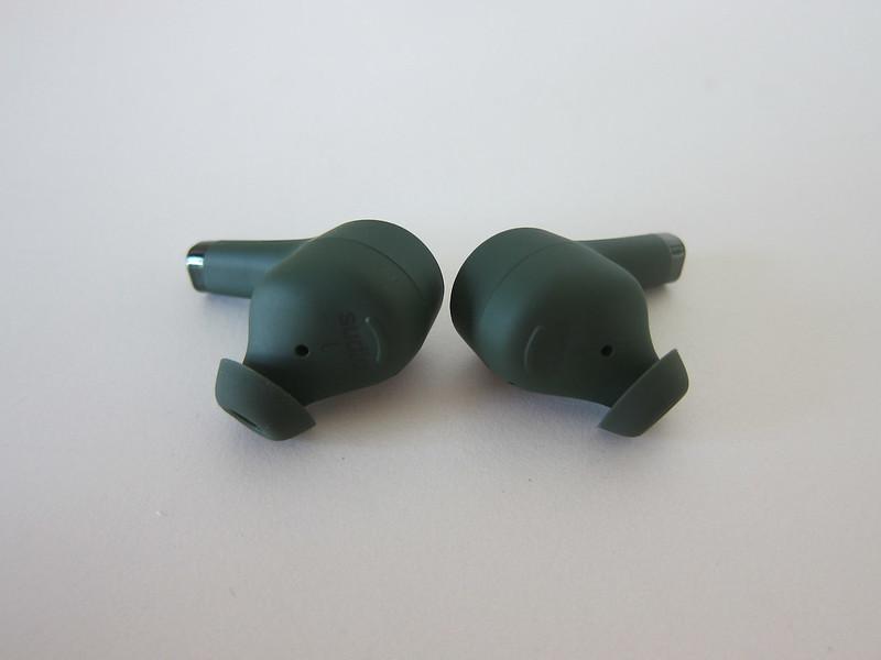 Sudio Ett - Green - Earbuds - Back