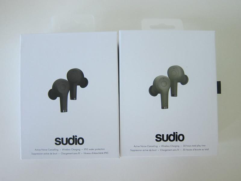 Sudio Ett - Black And Green