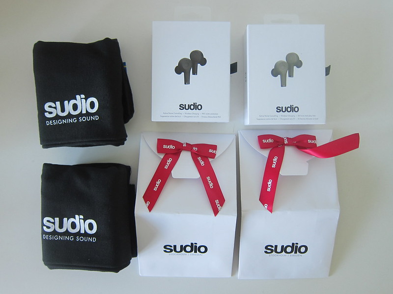 Sudio Ett - Whole Packaging