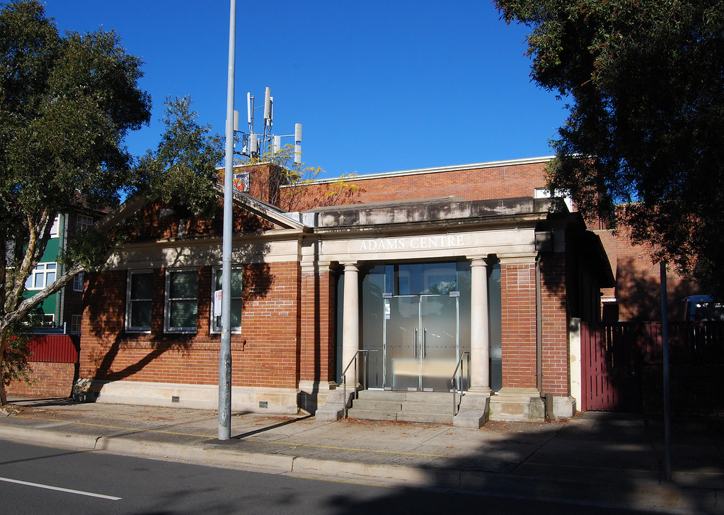 Former Cremorne Post Office, Sydney, NSW.