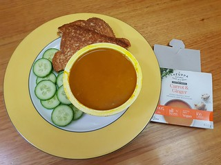 La Zuppa Microwave Soup