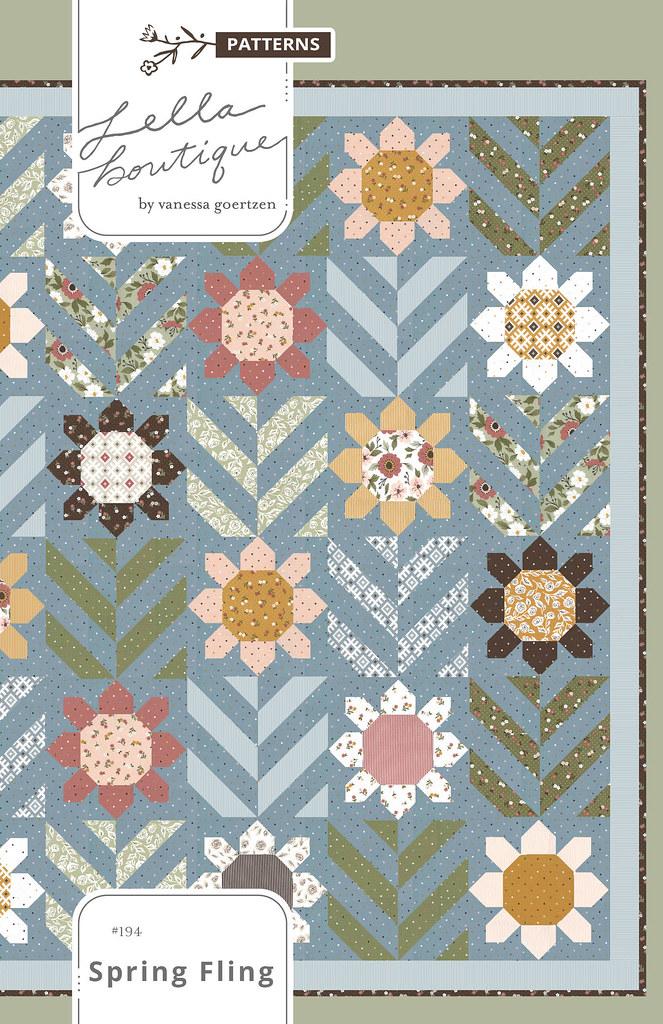 LB194 Spring Fling COVER