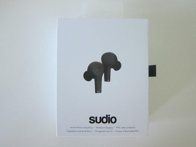 Sudio Ett - Box Front