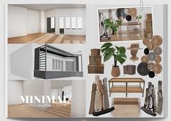 MINIMAL - My Little Apartment Gacha