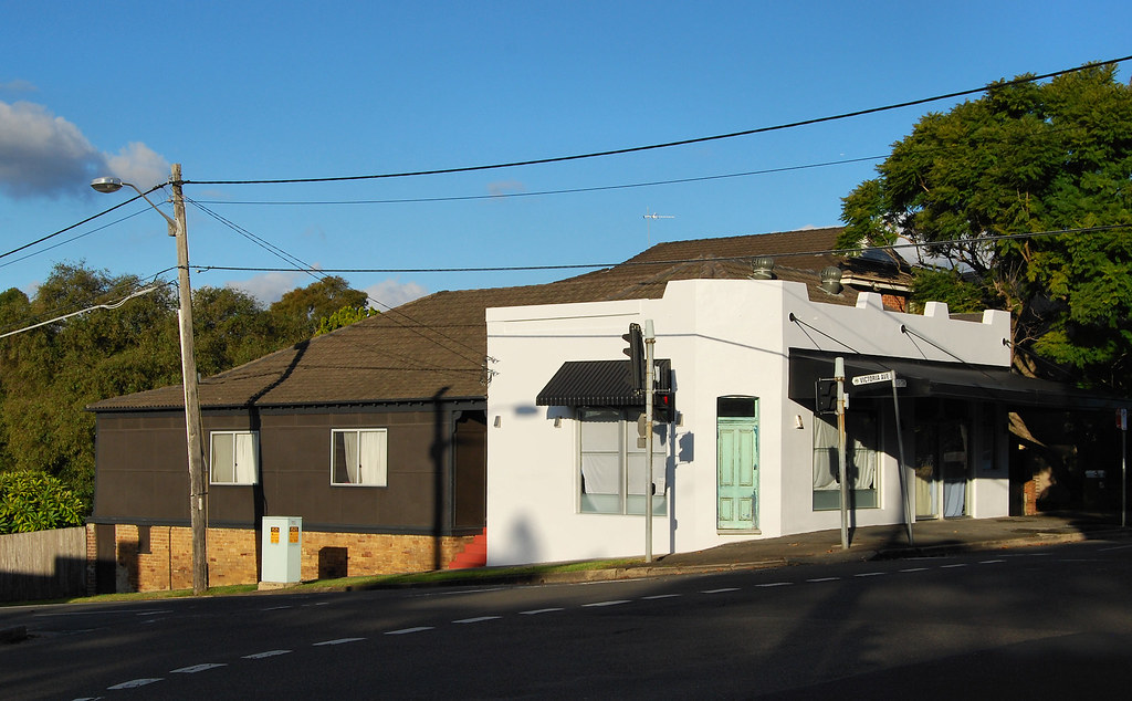 Former Shop, Willoughby, Sydney, NSW.