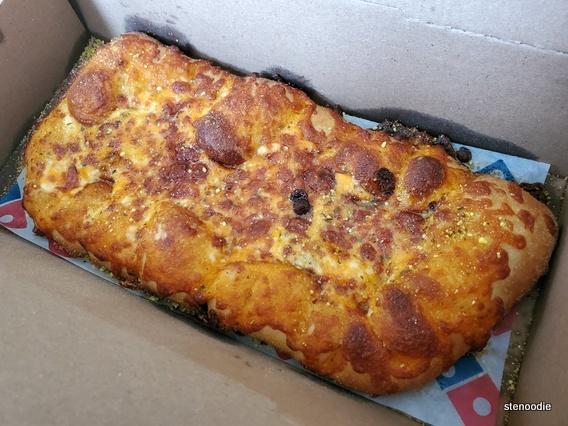 Domino's Pizza Cheesy Bread