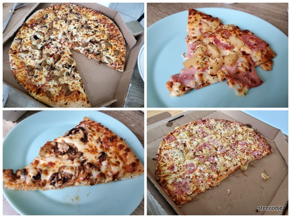Domino's Pizza at home