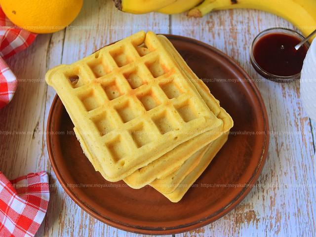 Banana waffles in multiplayer