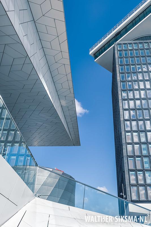 Amsterdam architectuur, Eye Filmmuseum, A'dam toren