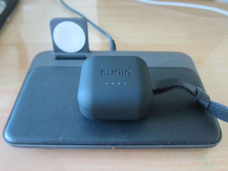 Sudio Ett - Wireless Charging
