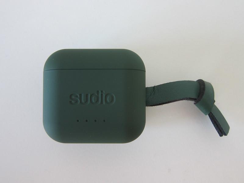 Sudio Ett - Green - Front
