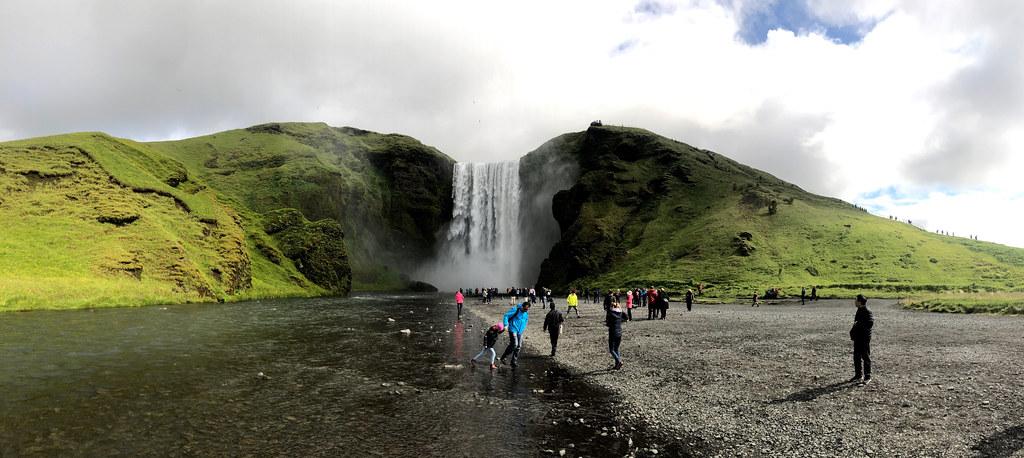 Skógafoss, South Iceland