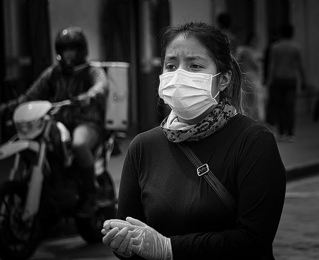 Protestas, Cuenca, Ecuador