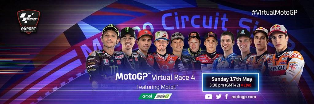 MotoGP Virtual Race Misano