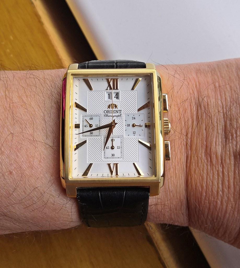 Orient Chronograph