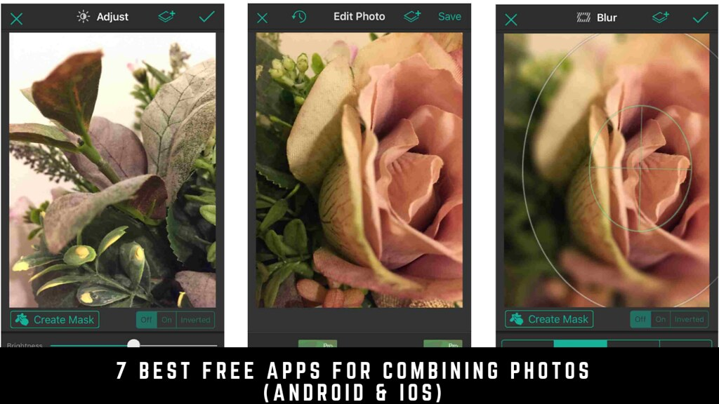 7 Best Free Apps For Combining Photos (Android & iOS)