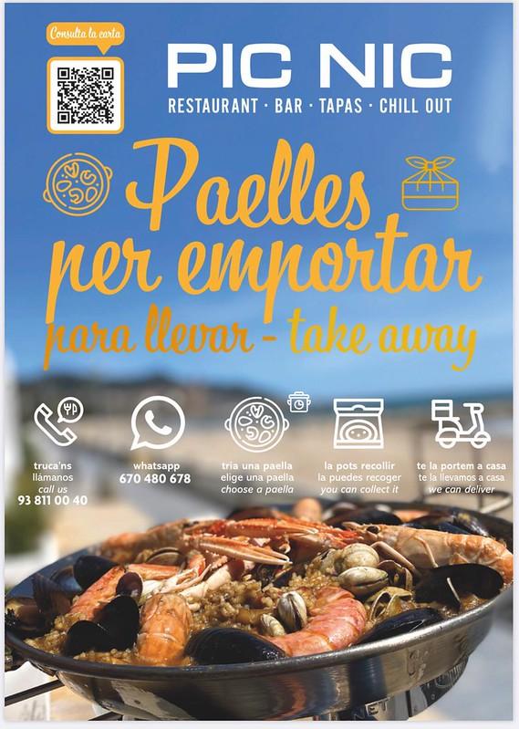 paella-picnic-sitges-domicilio