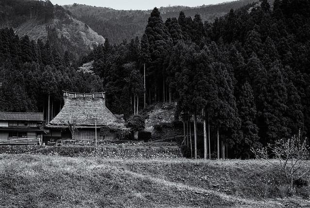 Tamba (丹波) farmhouse