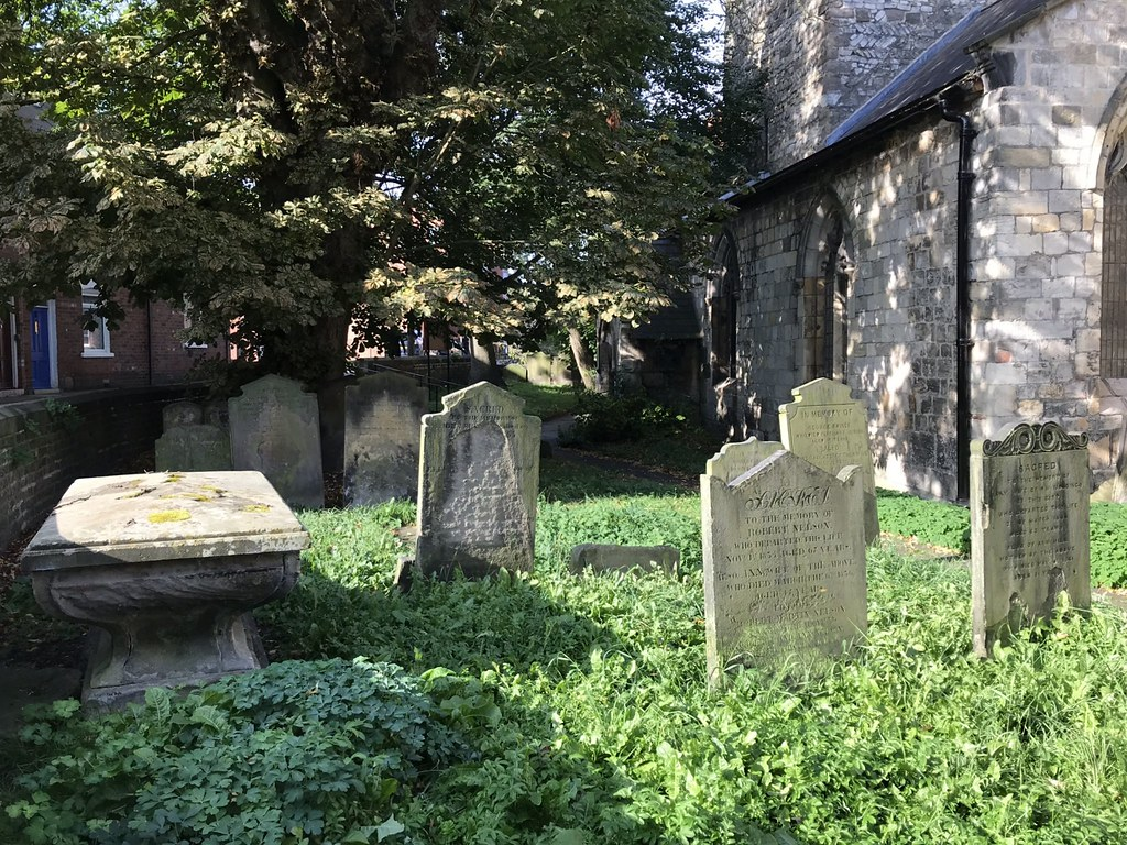 Parish Church of St Mary Bishophill York - The Polite Tourist (September 2019) (1)