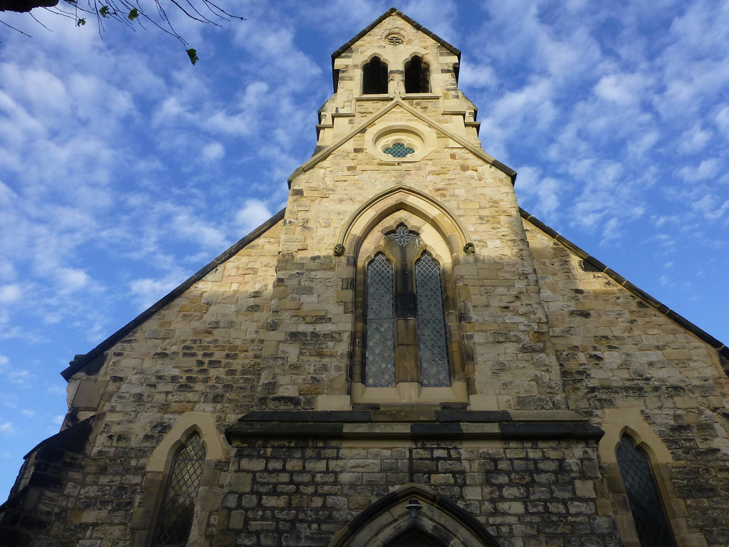 Parish Church of St Thomas York - The Polite Tourist (November 2015)
