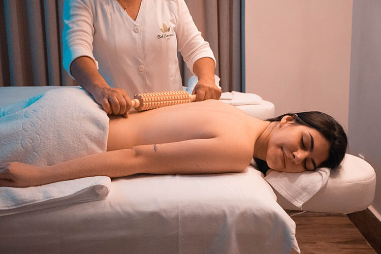Pamper yourself with a spa treatment