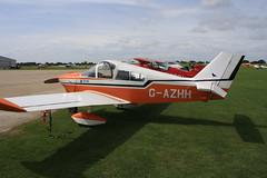 G-AZHH K&S SA102-5 [PFA1393] Sywell 300819