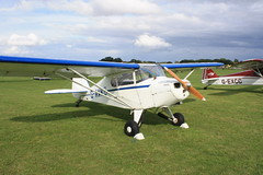 G-AWKD Piper PA-17 [17-192] Sywell 310819
