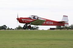 G-ATOH Rollason Condor B62B [RAE612] Sywell 300819 (2)