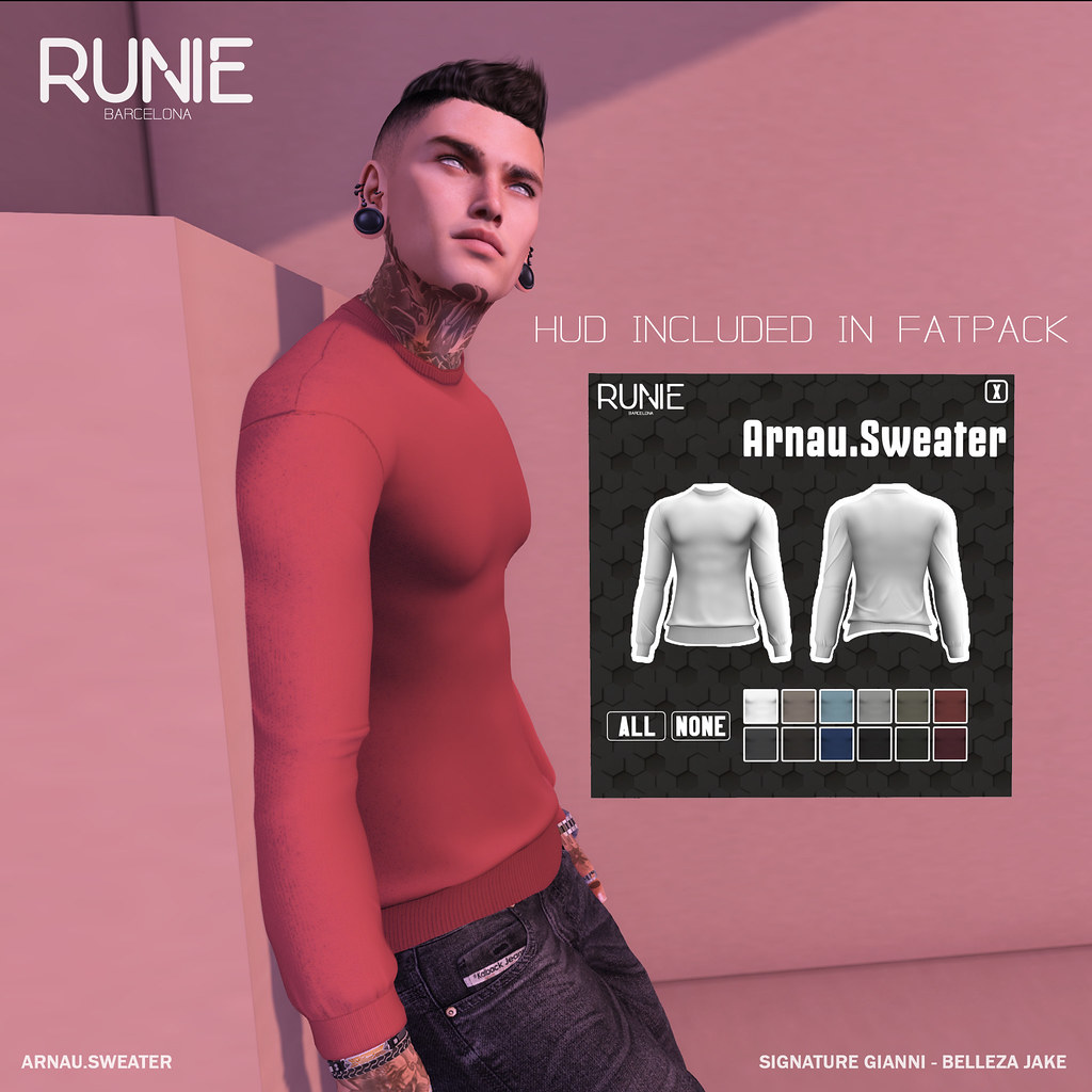 New Arnau Sweater