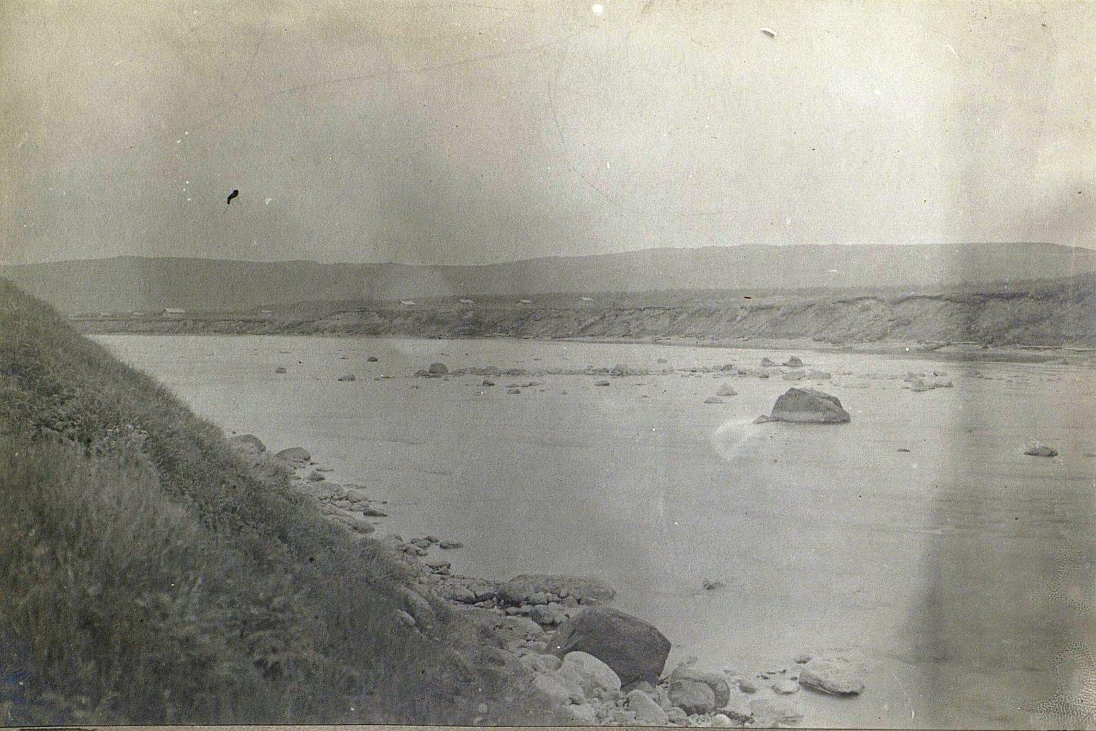 Вид на реку Печенгу
