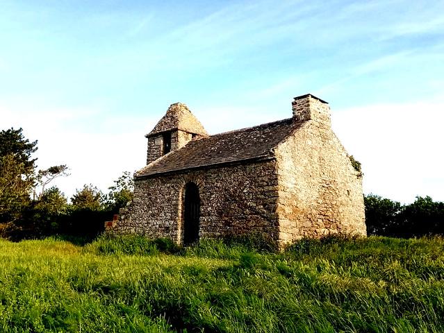 Petite chapelle, Cancale.