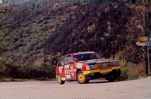 Fiat Uno Turbo Gr A