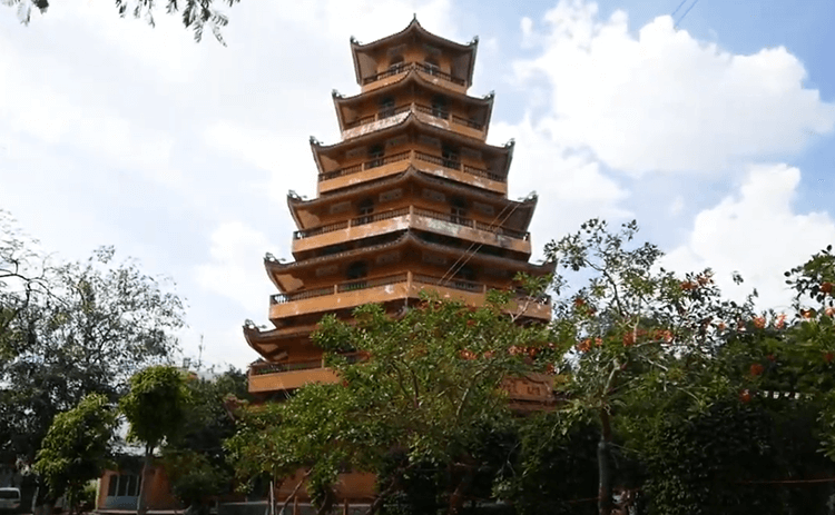 oldest temple in Ho Chi Minh City