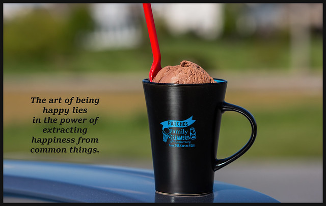 Ice cream cravings